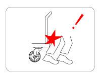 台車でのアキレス腱対策