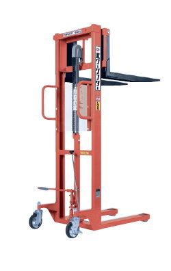 フォークリフト台車(手動)/昇降台車 動力を使用せずに荷物を ...
